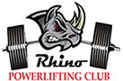 Rhino Powerlifting Club logo